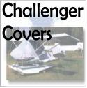 Quad City Challenger aircraft covers.