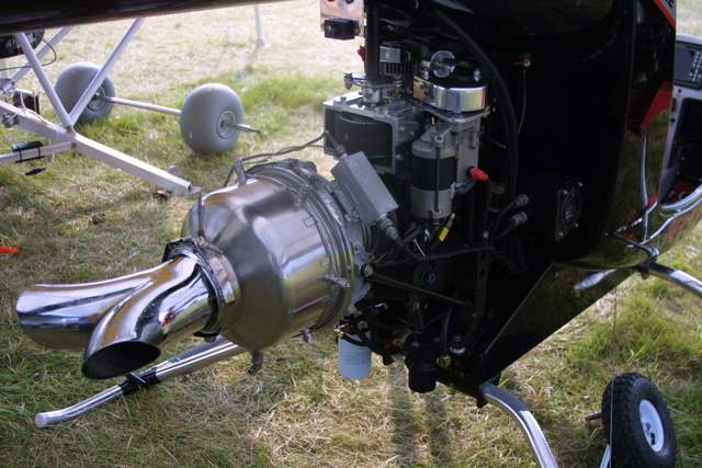 Mosquito ultralight helicopter, Turbine powered Mosquito XE single