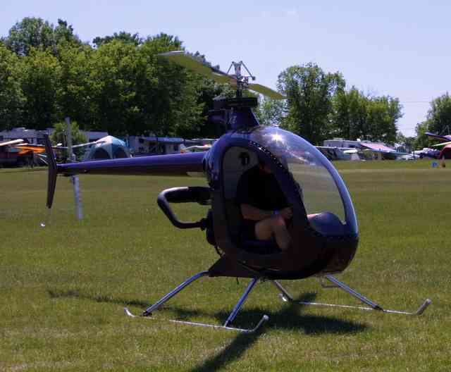 Mosquito helicopter, Mosquito XE single place ultralight