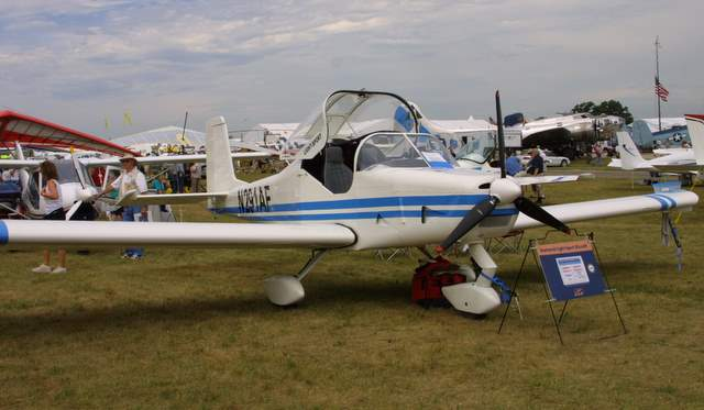 Light Sport Flying Aerostar Festival light sport aircraft