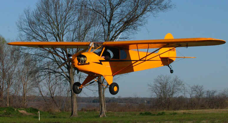 American Legend AL3C-100 Cub light sport aircraft