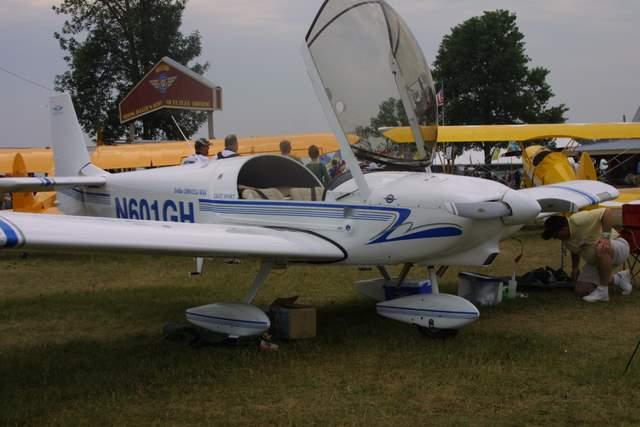 Zenair CH601XL LSA, Aircraft Manufacturing & Development Zenair