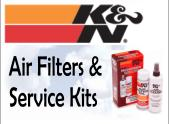 K & N airfilters, K and N air filters, K&N air filters