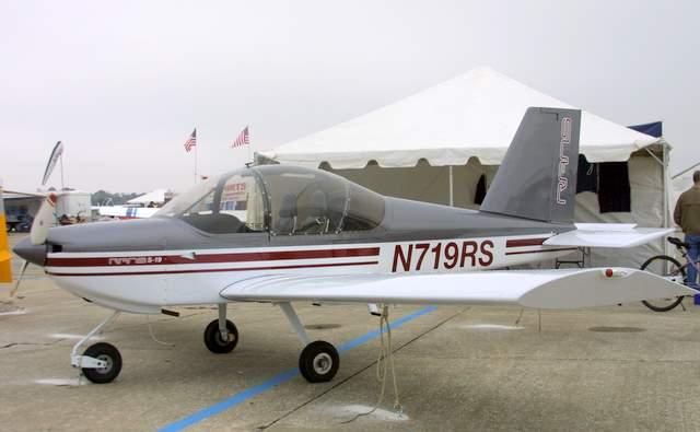 RANS S-19, RANS S19 all metal light sport aircraft